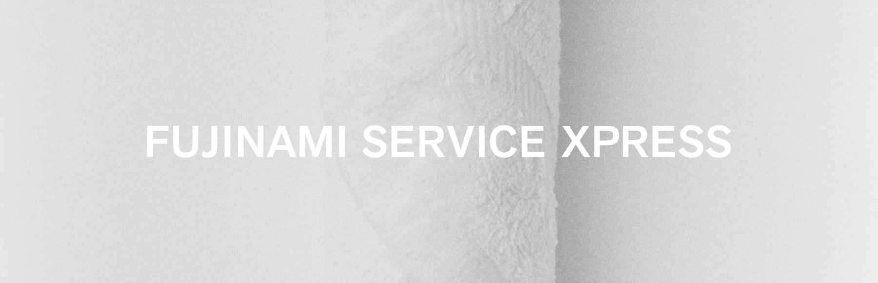 FUJINAMI SERVICE XPRESS